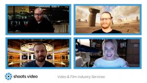 virtual production studio interview