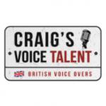 craig's voice talent