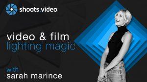film and video lighting magic