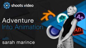 adventure into animation